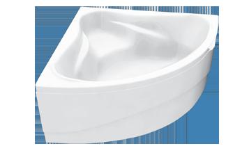 Szimmetrikus fürdőkád