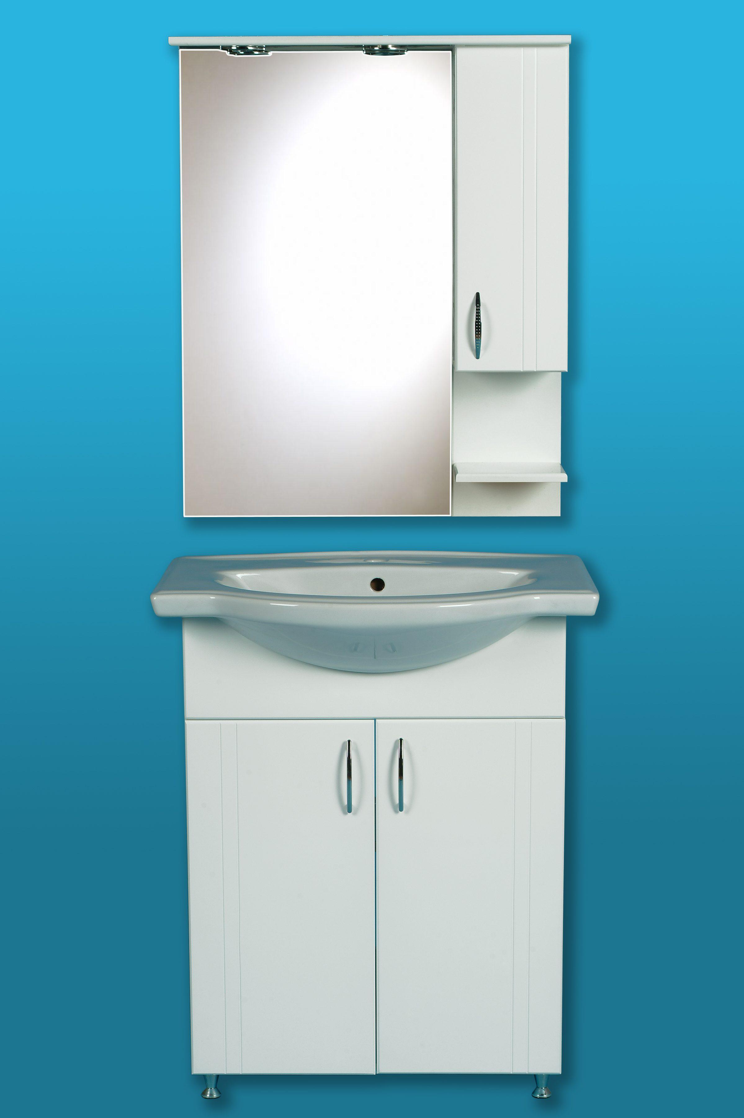 Libra 70 fürdőszoba szekrény komplett -