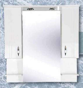 Onara 86 tükrös fürdőszoba szekrény -