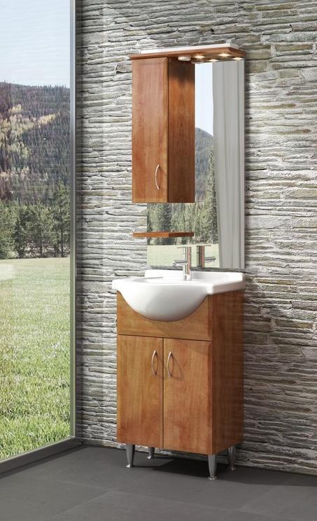 Bianka 55 fürdőszoba szekrény szett -
