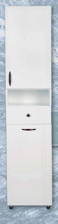 Donna 2 ajtós álló fürdőszoba szekrény -