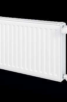 Acéllemez kompakt radiátor