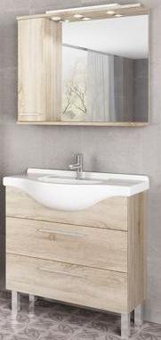 Bianka Trend 95 fürdőszoba szekrény szett -