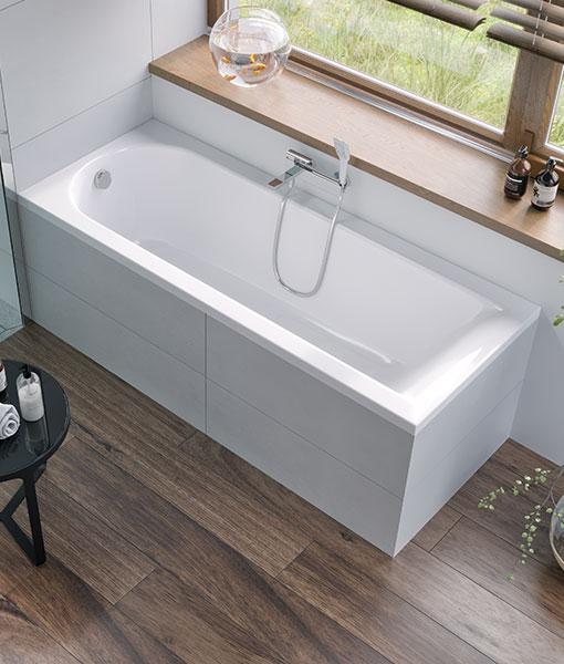 Niagara Aurum 150 x 70 egyenes akril fürdőkád -