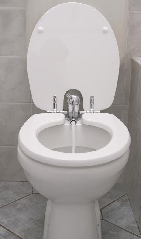 WC-vízvezeték csatlakoztassa